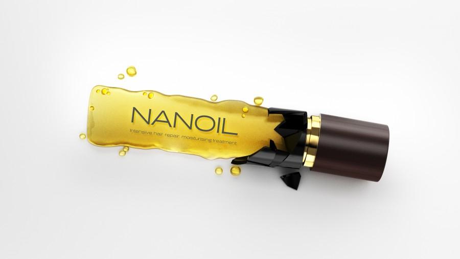 Nanoil pour cheveux